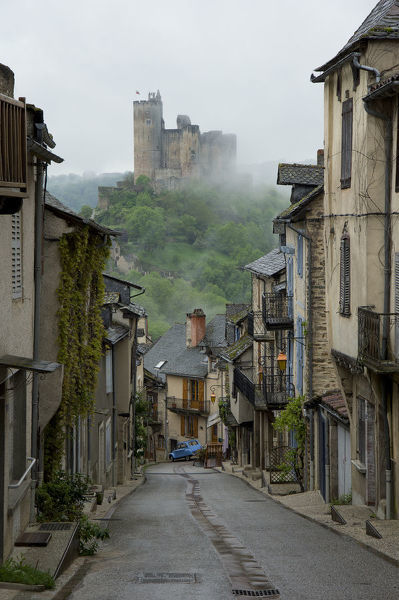Najac, the most beautiful village in France