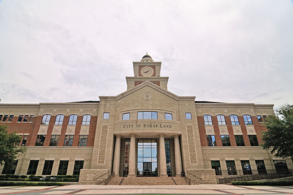 Sugar Land town hall