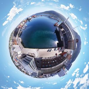 360A° View of Tromso, Norway