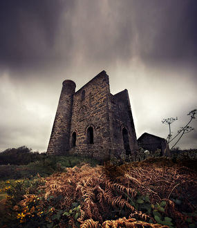 Abandoned in Cornwall. Bad dreams in the night.