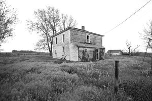 Abandoned old home in the heartland