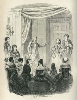 Amateur dramatics by Victorian people