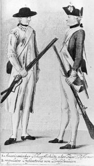 The American Rifle Men
