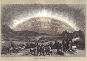 Aurora Borealis in the 19th Century