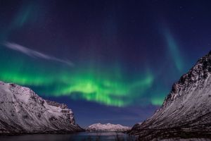 The Aurora in Norway