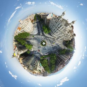 Barcelona's 360A° City View From Above