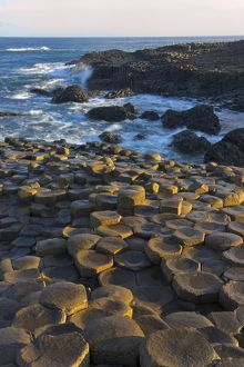 Basalt Rock Formation, Giant's Causeway