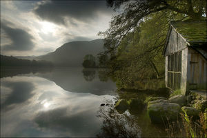 global landscape views/terry roberts landscape photography/boathouse morning