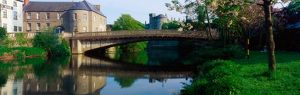 Bridge over the River Nore, Kilkenny City, Ireland