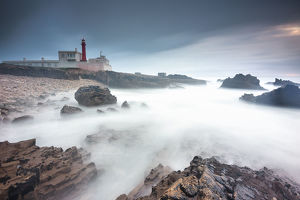 global landscape views/fred concha photography/cabo raso lighthouse cascais