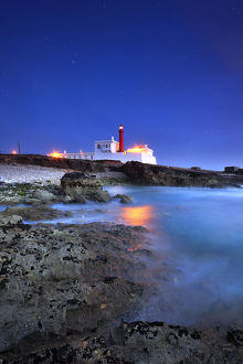 global landscape views/fred concha photography/cabo raso lighthouse portugal