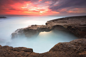 global landscape views/fred concha photography/cabo raso sunset cascais portugal