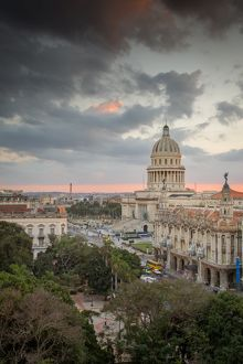 Capitol building in Havana