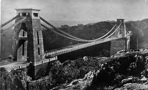 collections/heritage images/clifton bridge circa 1900