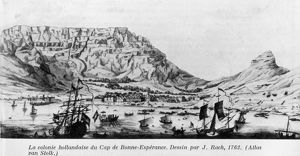 Colony On Cape Of Good Hope