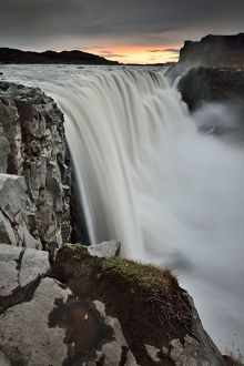 global landscape views/fred concha photography/detifoss waterfall iceland