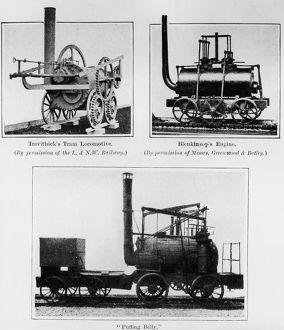 Early Locomotives