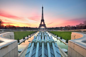 global landscape views/fred concha photography/eiffel tower