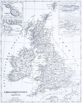 Engraving: Great Britain and Ireland