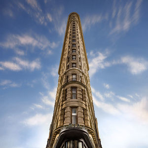 Flatiron Building, Manhattan, NYC, USA
