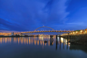 Fremont Bridge Blues