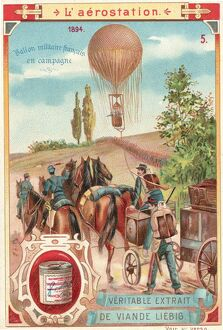 collections/kean/french military hot air balloon