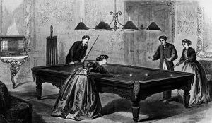 Game Of Billiards
