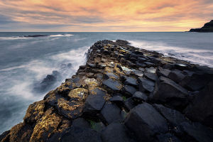<b>Giants Causeway, County Antrim, Northern Ireland</b><br>Selection of 63 items