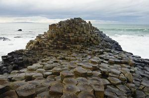 The Giant's Causeway - North Ireland - United Kingdom