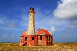 Lighthouse on Klein Curacao (Little Curacao)