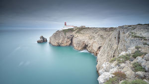 global landscape views/fred concha photography/lighthouse sao vincente sagres algarve portugal