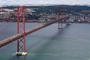 travel imagery/travel photographer collections dado daniela travel photography/lisbon bridge