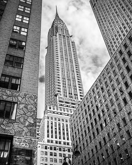 architecture/art deco/looking chrysler building
