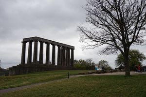 travel/unesco world heritage/national monument calton hill edingburgh scotland