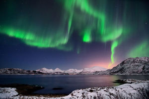Nightsky in Troms