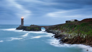 global landscape views/fred concha photography/petit minou lighthouse brittany