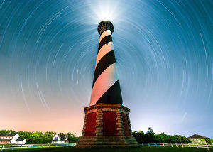 A Portal to Cape Hatteras Light House