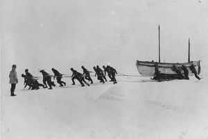 Shackleton's Trans-Antarctic Expedition