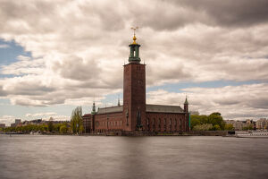 travel imagery/travel photographer collections dado daniela travel photography/stockholm city hall