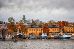 travel imagery/travel photographer collections dado daniela travel photography/stockholm old harbour