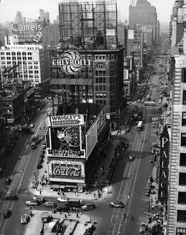Times Square, Early 1930s