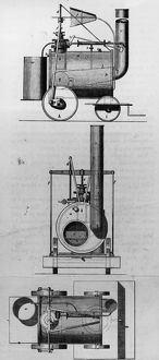 Trevithick's Engine