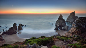 global landscape views/fred concha photography/ursa beach cabo da roca n wilderness sintra natural