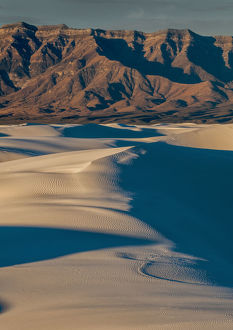 White Sands National Monument scenic